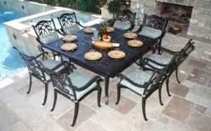 Signature Dining Table 64″ Square