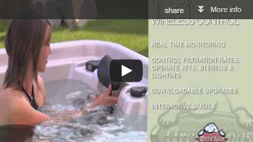 Arctic Spas Onspa Wireless Control